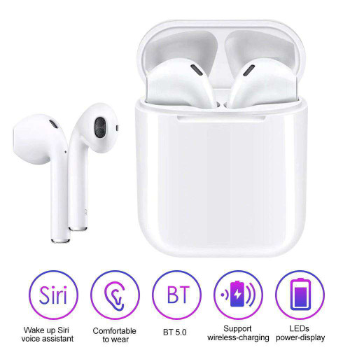 Sport Earphone Earbuds I11 TWS BT5.0 Siri Wake Up Function
