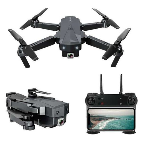 SG107 HD Aerial Folding Drone with 4K Camera 50X Zoom  & A Bag