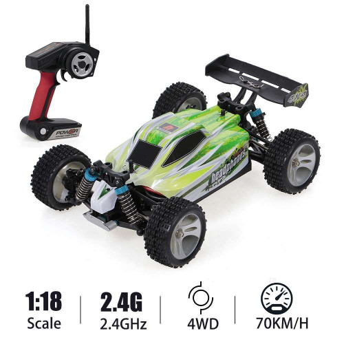 WLtoys A959-B RC Car Off Road RC Trucks 70KM/H High Speed Vehicle RC Racing Car