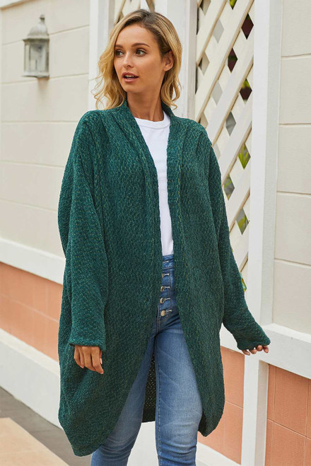 Batwing Sleeve Cardigan or Women
