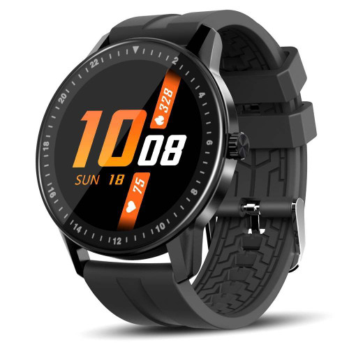 Kospet MAGIC 2 1.3 inch Smart Watch With Extra Red Strap
