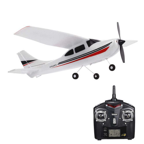 Wltoys F949S RC Airplane 2.4G Plane RC Aircraft 3CH Remote Control EPP Airplane