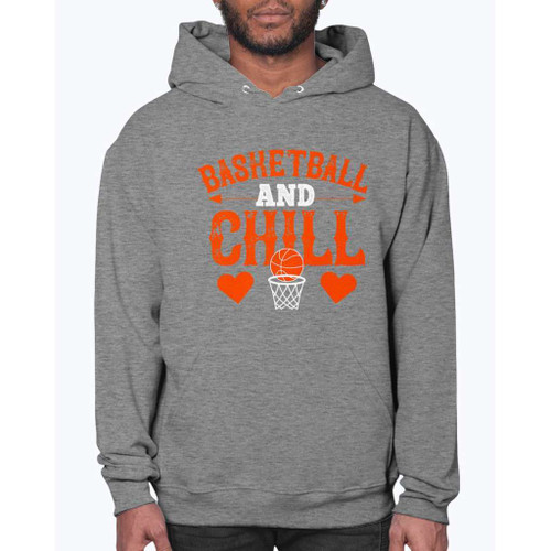 Basketball & Chill-  Basketball  - Hoodie