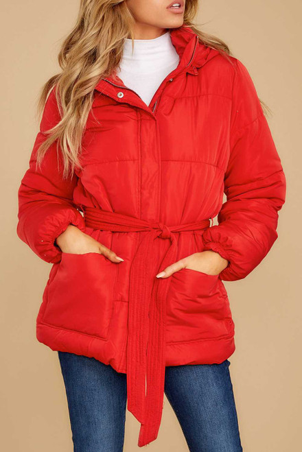 Beautiful Puffer Jacket For Women