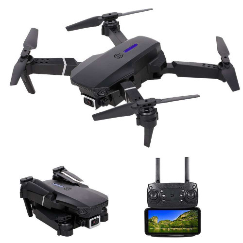 LS-E525 RC Drone with  Dual Camera 4K Quadcopter WiFi FPV