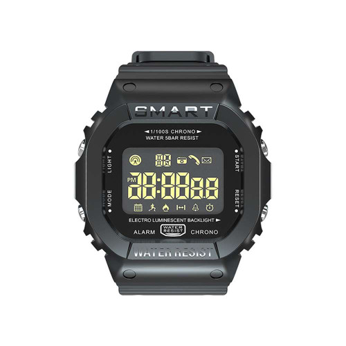 LOKMAT MK22 Smartwatch Sport Fitness Pedometer Water Resistance For iOS Android Phone