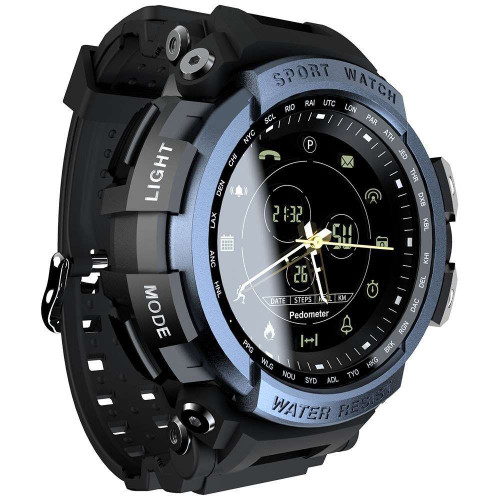 LOKMAT MK28 Smartwatch IP68 Waterproof for iOS & Android