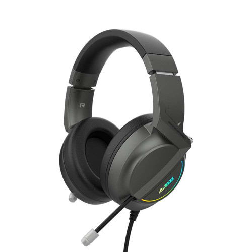 Ajazz AX365 USB 7.1 Channel Surround Headset Noise Cancelling
