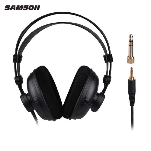SAMSON SR950 Professional Studio Reference Monitor Headphones For DJ & Gaming