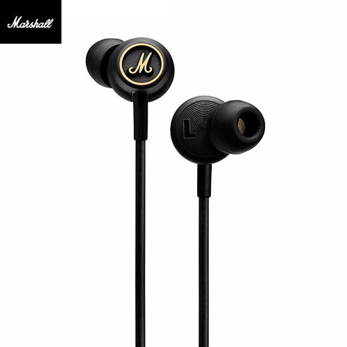 MARSHALL MODE EQ Wired Headphones in Ear with Mode Switch Bass Durable 3.5mm Plug