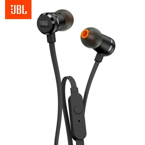 JBL T290 In-ear Headphones Pure Bass Sound One Button Control 3.5mm Jack Wired