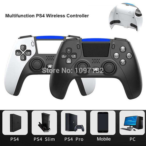 PS4 Wireless Bluetooth Controller for Sony PS4 Playstation 4 Console Dualshock4 Joystick Gamepads Remote