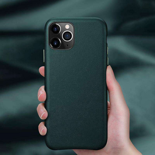 Original Case for iPhone 11 Pro Case Luxury Leather Shockproof Back Cover for iPhone 11 Case