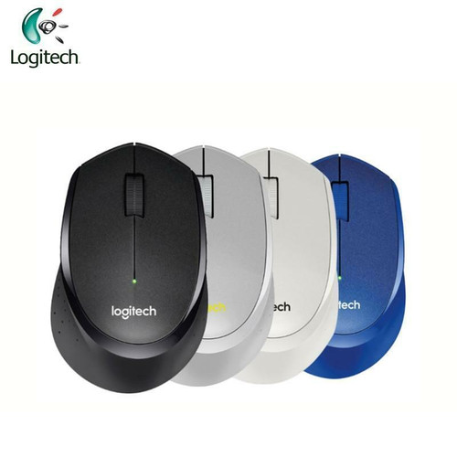 Logitech M330 Two-Way Roller Wireless Mouse with USB None Receiver Support Official Test for Windows 10/8/7 Mac OS