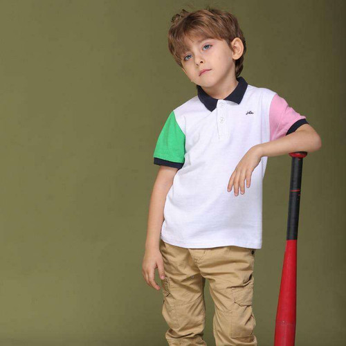 Summer Childrens T-shirts Short-sleeved Boys T-shirts Clothing For kids