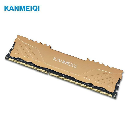 KANMEIQi Ram DDR3 1333mhz 1600/1866MHz Desktop Memory with Heat Sink dimm pc3 CL9 CL11 1.5V 240pin compatible Intel/AMD