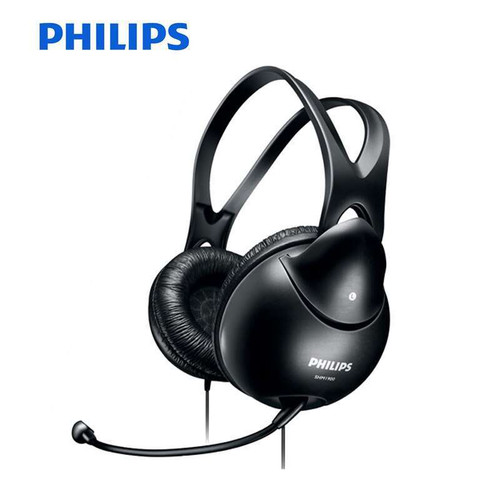 Philips SHM1900 Headset With Mic For Gaming Music & Phones