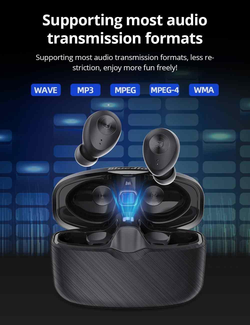 Bluedio TWS Wireless Earbuds