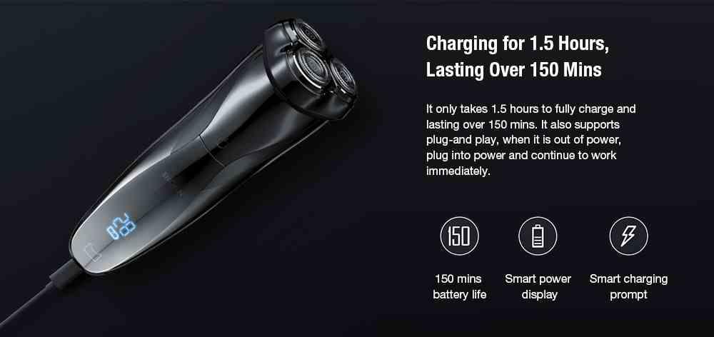 ENCHEN BlackStone 3 USB shaver