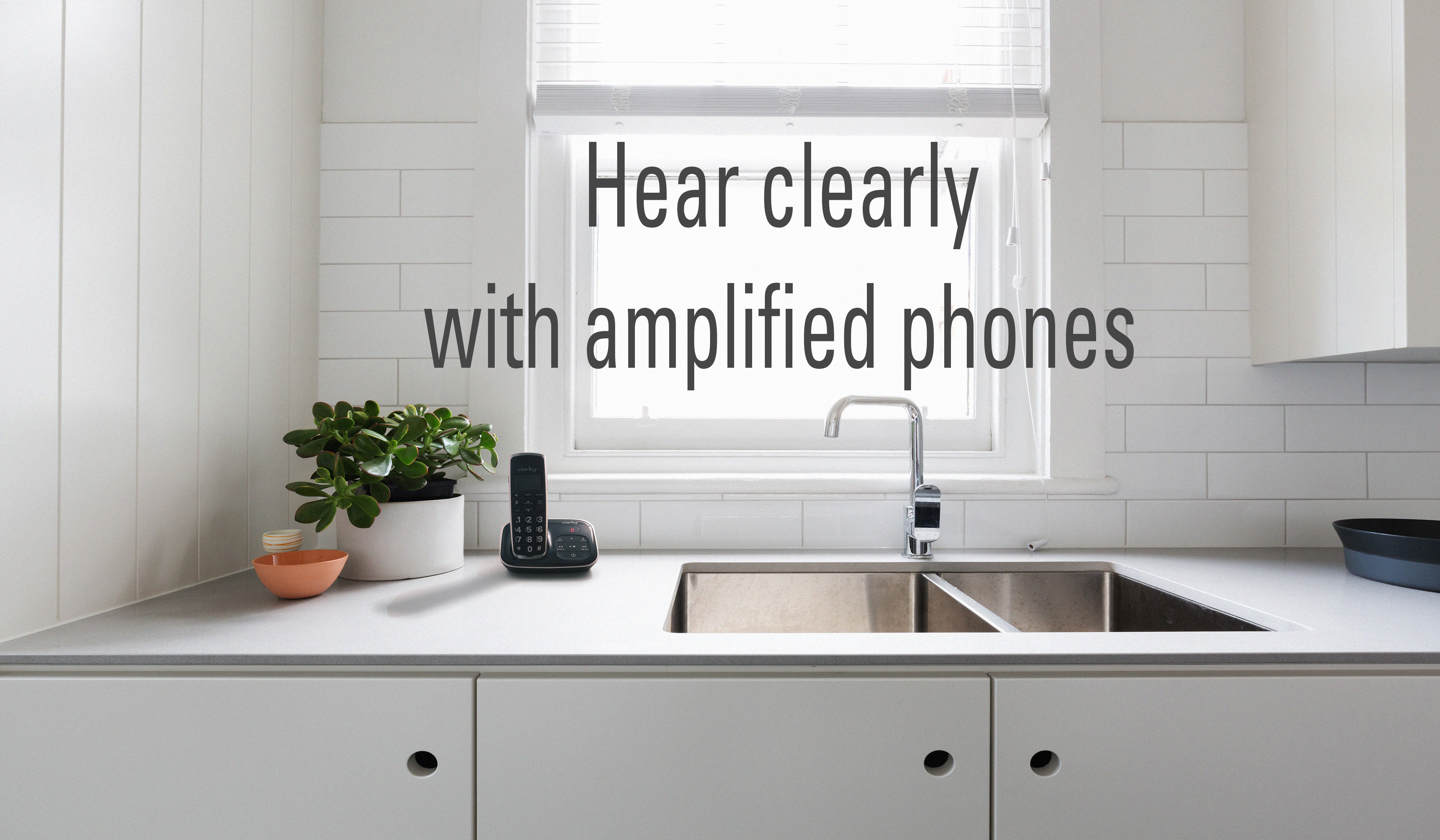 Clarity® — Life  Amplified ™ Phone Technology for the Hard