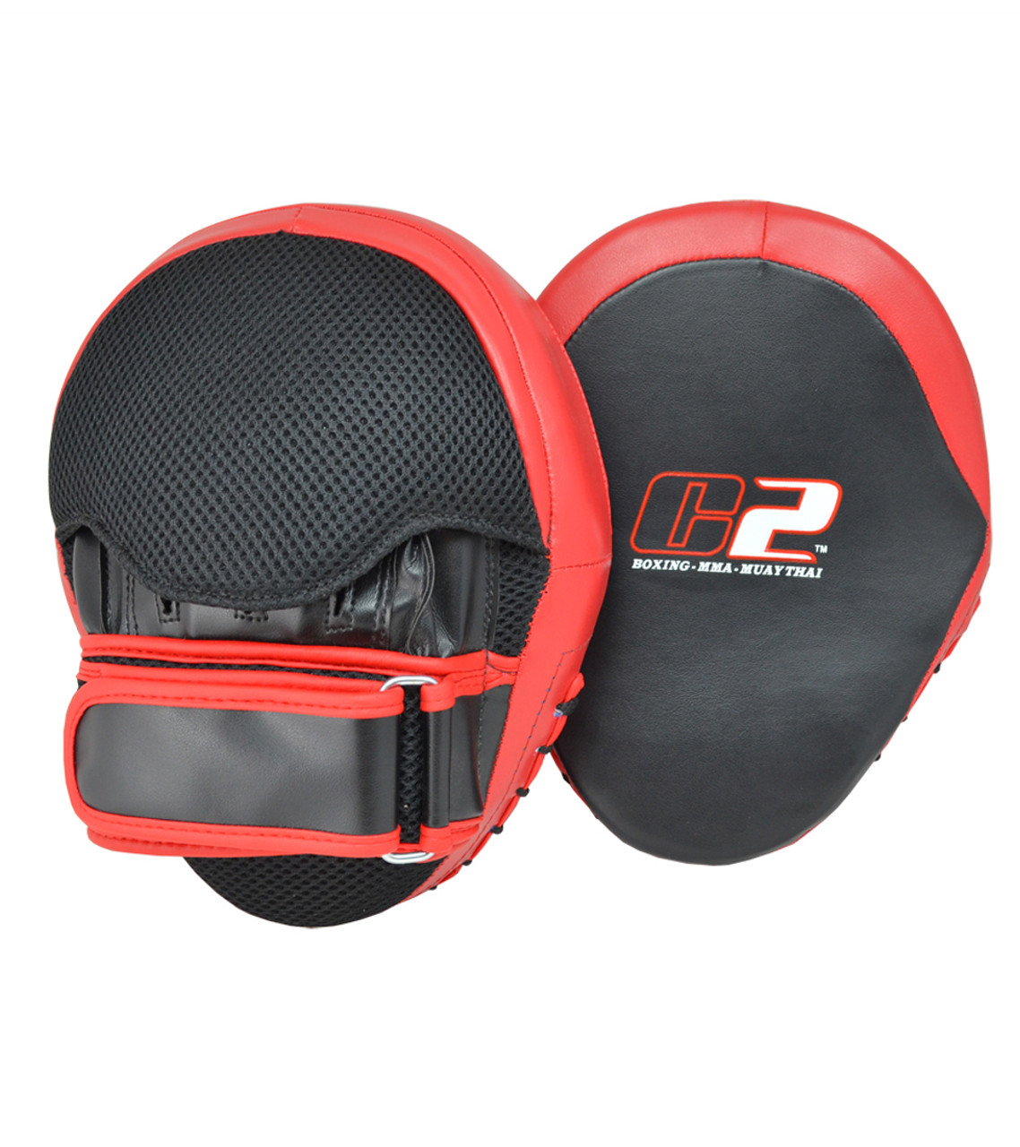Curved Punch Mitts by Combat Corner