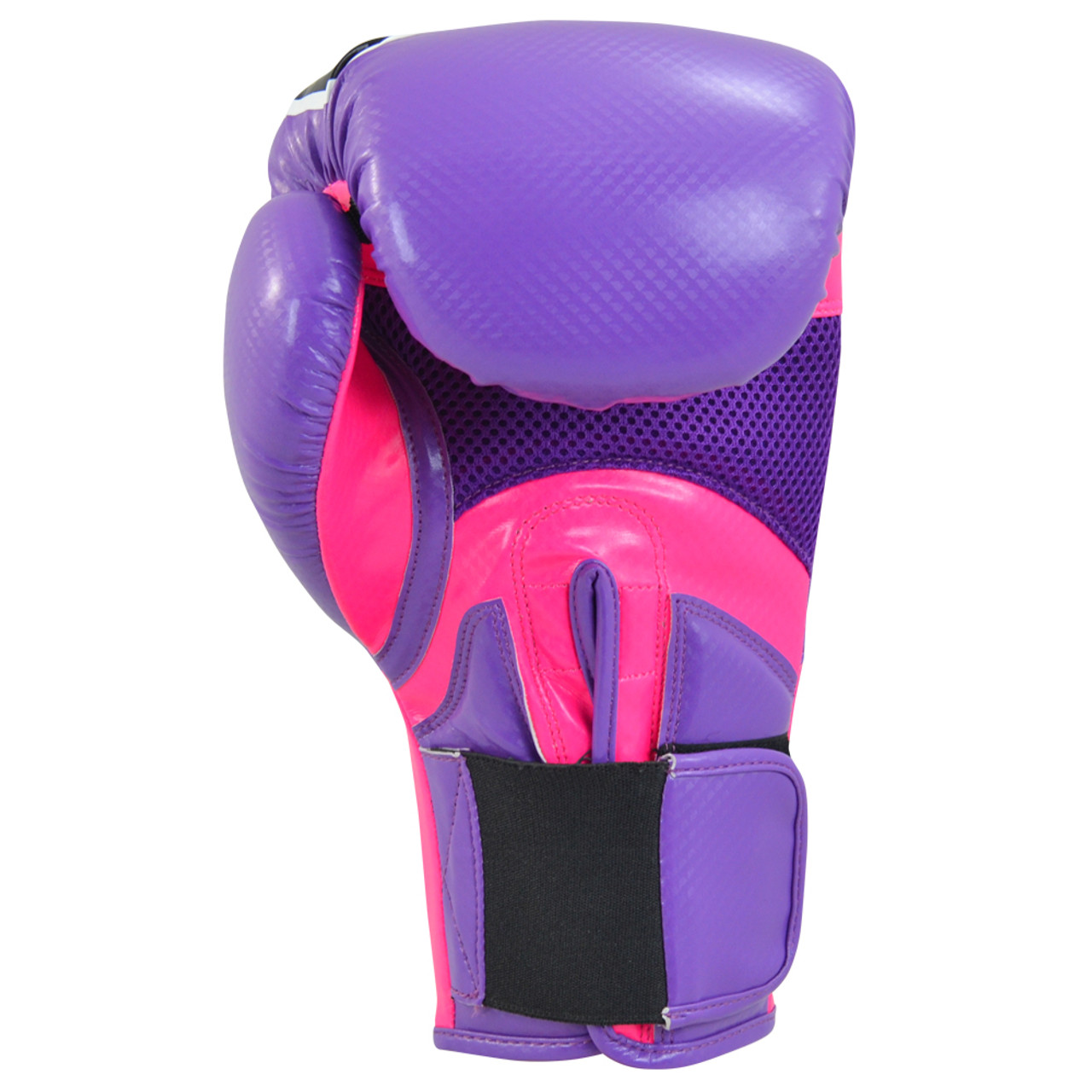 CR Turbo Pink & Purple Boxing Gloves - Combat Corner
