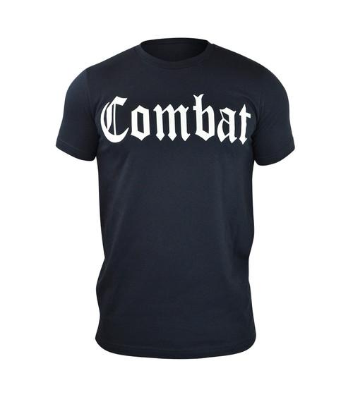 Combat CPT T-Shirt | Black