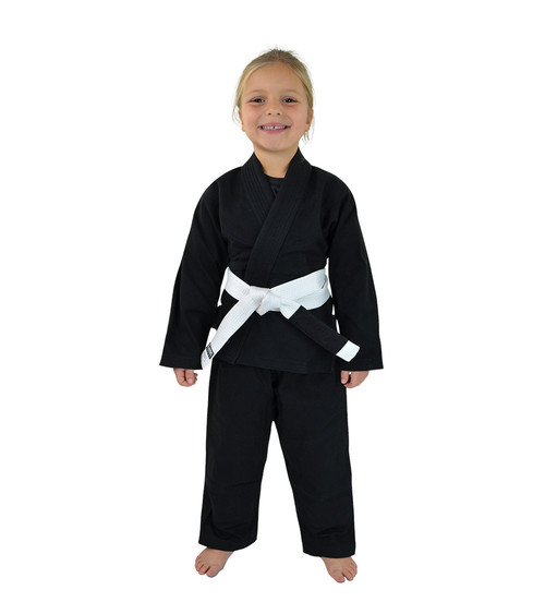Black Kids BJJ GI