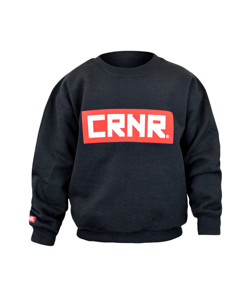 Kids Redtangle Crewneck Sweatshirt