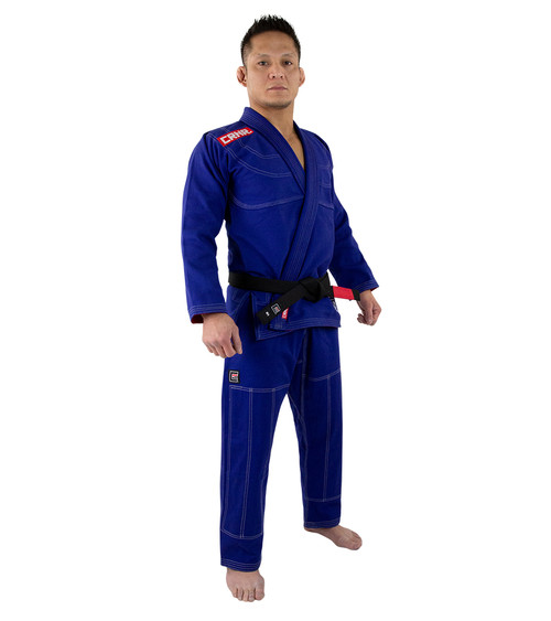 Royal Blue BJJ GI - Mens - Combat Corner GI