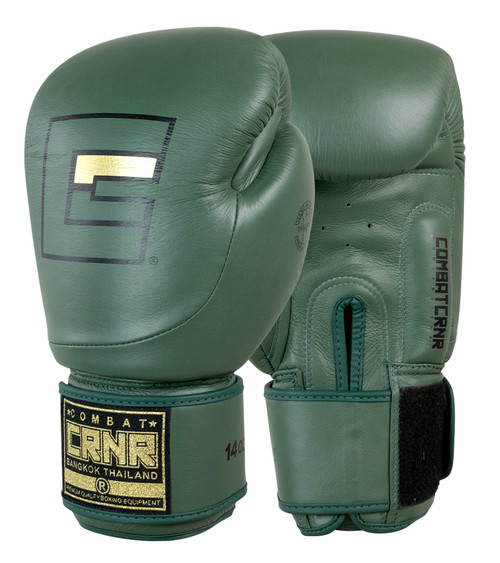 OD Green HMIT Boxing Gloves | Muay Thai Gloves
