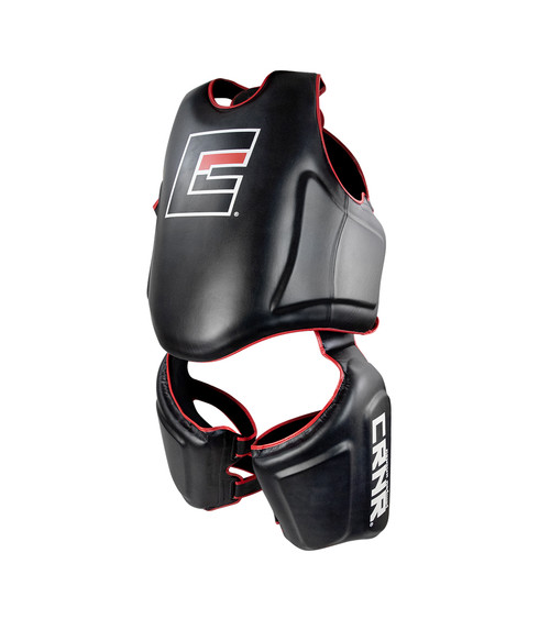 HMIT Trainer Set, Muay Thai Thigh Pads, Boxing Chest Protector