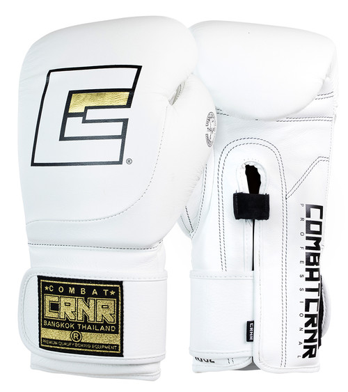 Sparring Gloves, HMIT Boxing Gloves, Muay Thai Gloves, Boxing Gloves, White Boxing Gloves