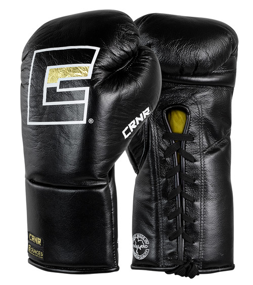 Punchers fight glove, Boxing glove, professional fight glove, muay thai glove, lace up boxing glove, black boxing gloves