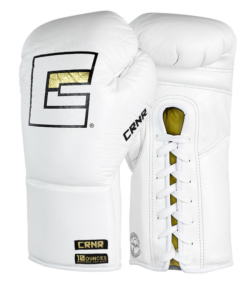 Punchers fight glove, Boxing glove, professional fight glove, muay thai glove, lace up boxing glove, White boxing gloves
