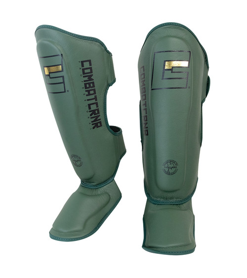 HMIT Shin Guards, OD Green Shin Guards, Muay Thai Shin Guards, Muay Thai shin pads, kickboxing shin pads
