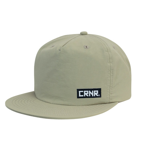 Low Profile Snap Back. Combat corner hat