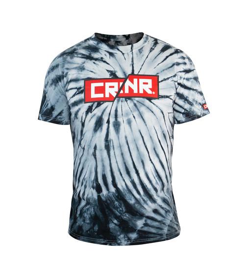 Katana Tie Dye T-Shirt, Combat Corner T-Shirt