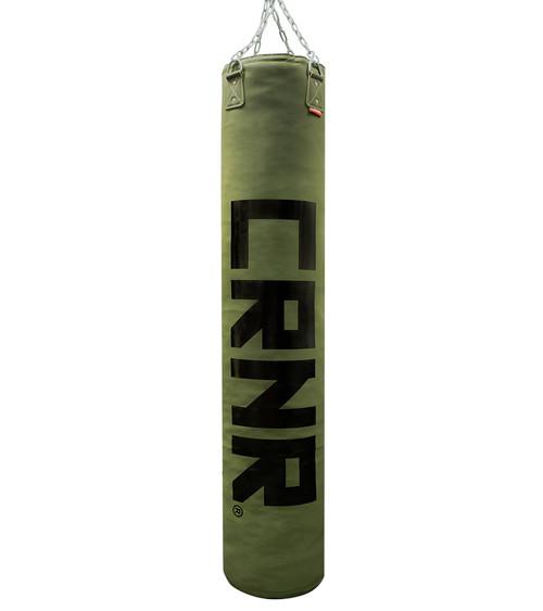 6ft Muay Thai Heavy Bag, Thai Bag, Muay Thai Bag, 6Ft bag, banana bag, heavy bag, boxing bag, OD Green punching bag