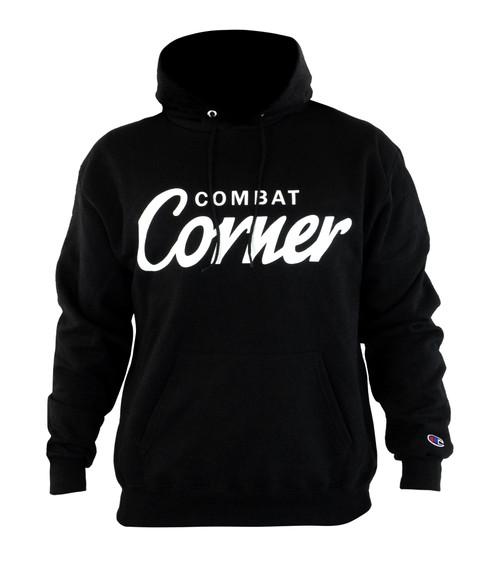Combat Corner Hoodie, MMA Sweatshirt, Muay Thai Hoodie