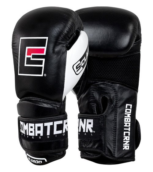 S-Class Boxing Gloves | Black