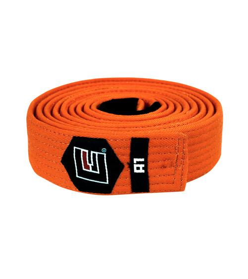 BJJ Belt Orange