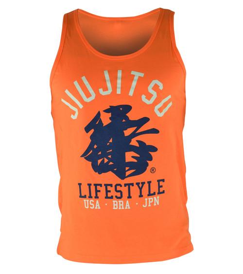 BJJ Life Jiu Jitsu Lifestyle Tank Top