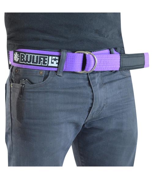 BJJ Life Street Belt Purple