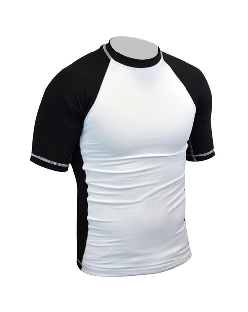 Black Belt Rank Rash Guard