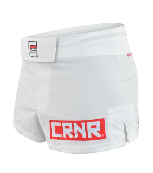 BOSS Fight Shorts White - Model 13