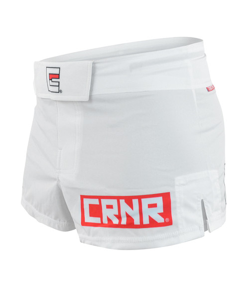 BOSS Fight Shorts White - Model 13
