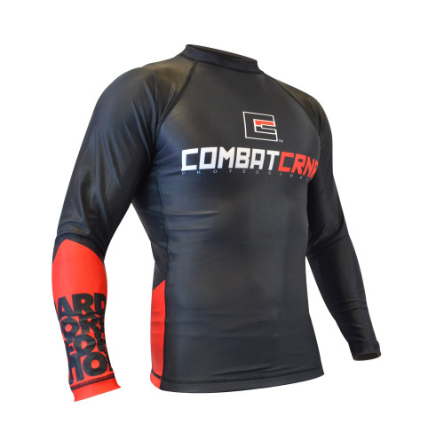 Hard Work Dedication L/S Rash Guard