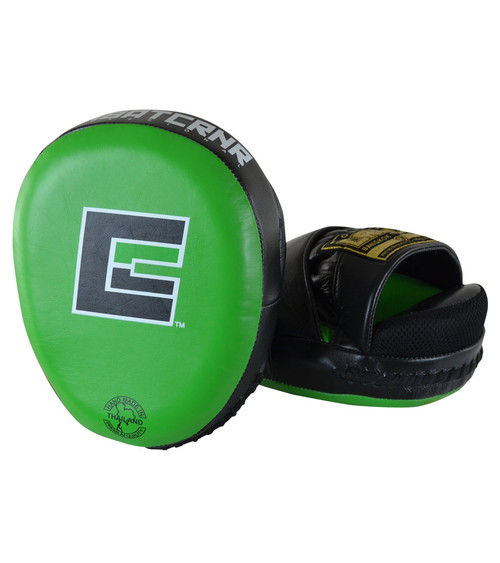 HMIT Air Punch Mitts Green