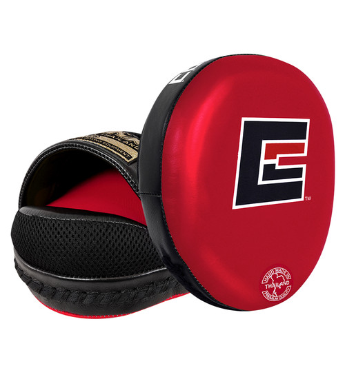 HMIT Air Punch Mitts Red